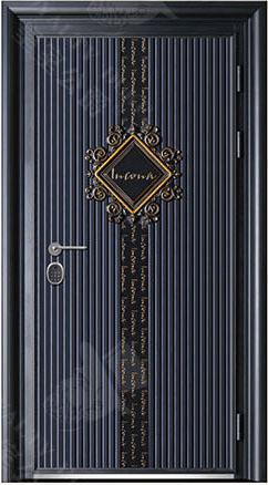 豪華鑄銅/鑄鋁門 GJ-18669