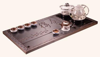 豪華銅茶盤 GJ-TCJ10