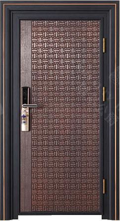 豪華鑄銅/鑄鋁門 GJ-18671