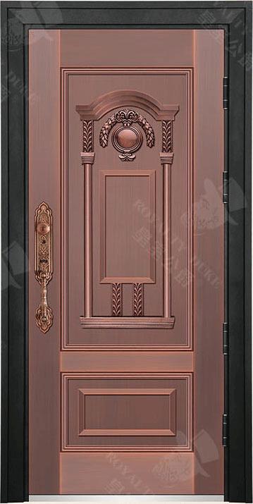 豪華家裝門 GJ-18089