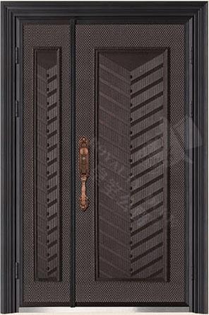 豪華鑄銅/鑄鋁門 GJ-18667