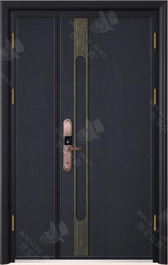 豪華鑄銅/鑄鋁門 GJ-18655