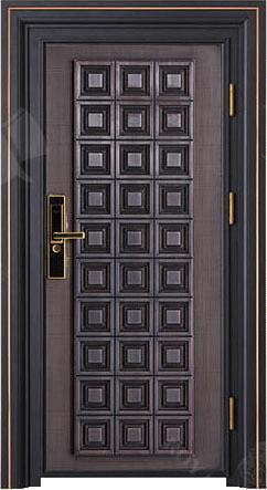 豪華鑄銅/鑄鋁門 GJ-18672