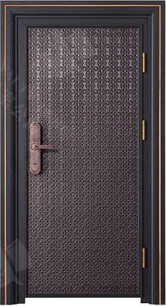 豪華鑄銅/鑄鋁門 GJ-18668