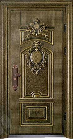 豪華鑄銅/鑄鋁門 GJ-18673