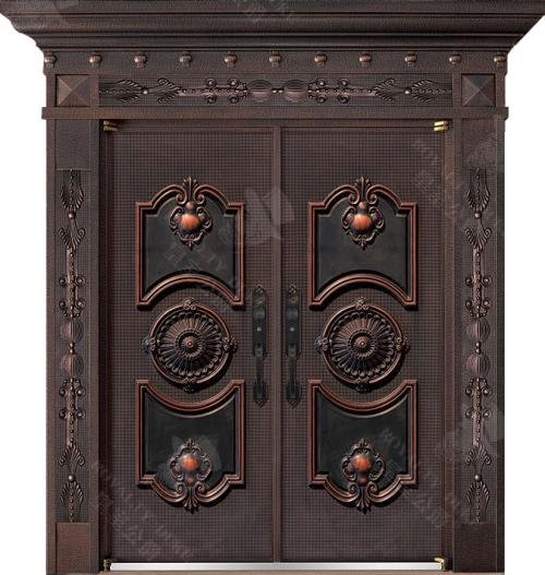 豪華鑄銅/鑄鋁門