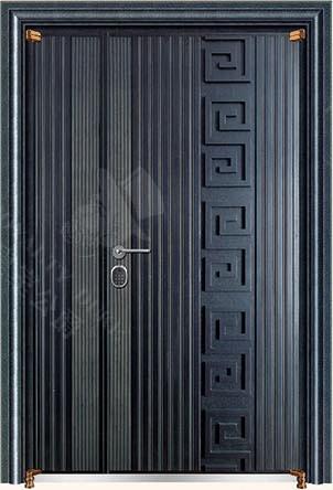 豪華鑄銅/鑄鋁門 GJ-18663