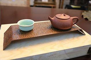 豪華銅茶盤 GJ-TCJ03