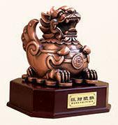 豪華銅工藝 GJ-TGY11
