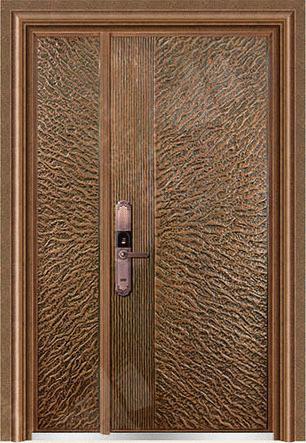 豪華鑄銅/鑄鋁門 GJ-18662