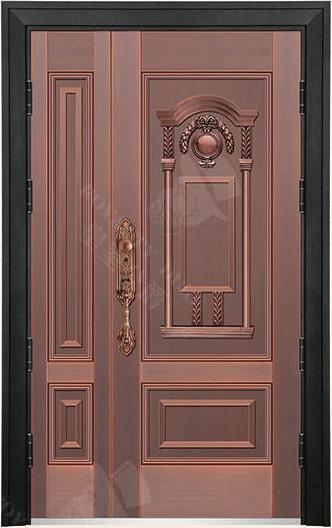 豪華家裝門 GJ-18093