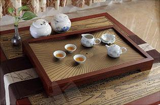 豪華銅茶盤 GJ-TCJ06