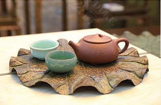 豪華銅茶盤 GJ-TCJ05