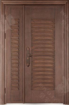 豪華鑄銅/鑄鋁門 GJ-18665