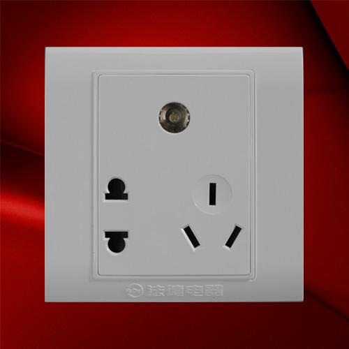 电视五孔 F01-V23C