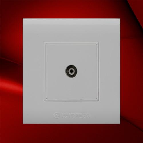电视插座 F01-1TV
