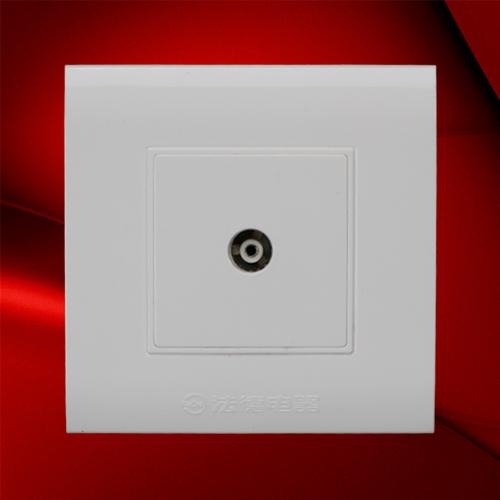 电视插座 F08-1TV