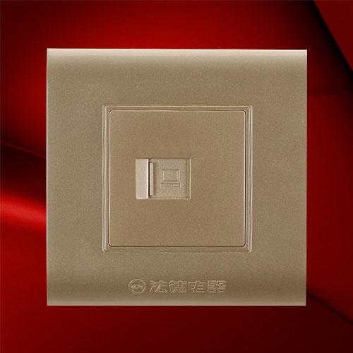 电话插座 F01-1TH
