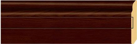 免漆装饰线条、组合门套线 T100