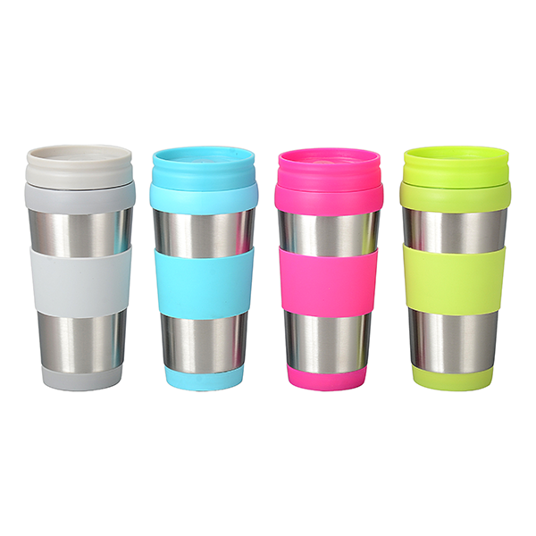 travel mug AM-A06 COLORFUL