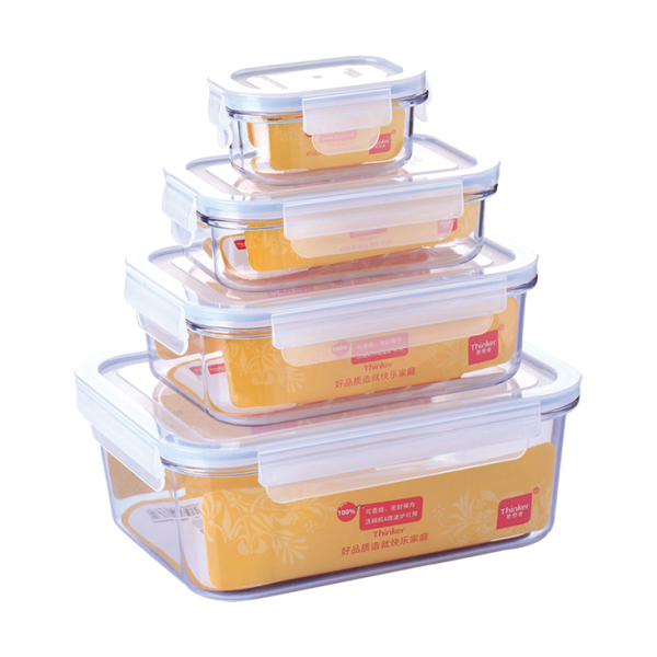PLASTIC FOOD CONTAINER PT-SET