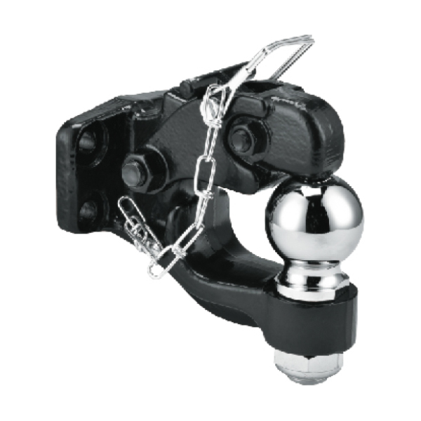 Pintle Hooks Combination Hitches