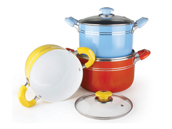 ceramic coating cookware HC-TG008