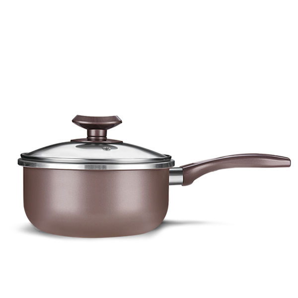 Pressed Aluminum Cookware Set with Rolled Edge JX-PST-07