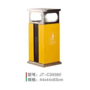 不銹鋼/鋼板噴塑垃圾桶系列 JT-C39380
