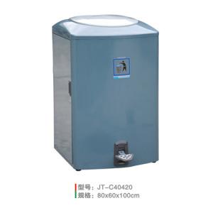 不銹鋼/鋼板噴塑垃圾桶系列 JT-C40420