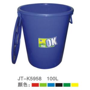 塑料垃圾桶系列 JT-K5958