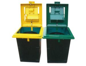 地埋式垃圾桶系列 地埋垃圾桶3