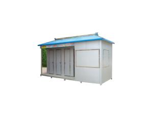 崗亭/生態廁所系列 JT-T8411