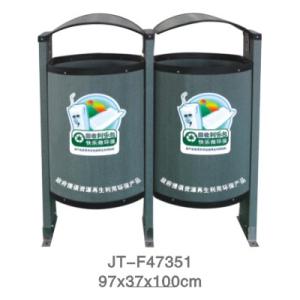 環保型垃圾桶系列 JT-F47351