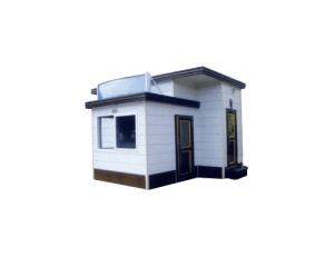 崗亭/生態廁所系列 JT-T8412