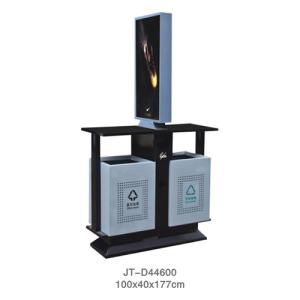 廣告式垃圾桶系列 JT-D44600