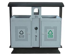 沖孔垃圾桶系列 JT-B16360