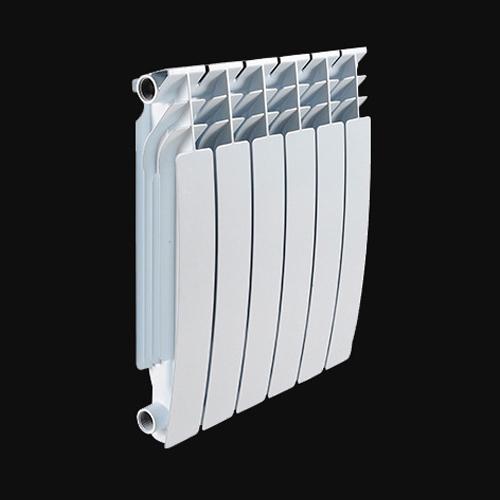高壓鑄鋁散熱器 QAA-500