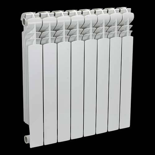 高壓鑄鋁散熱器 S6