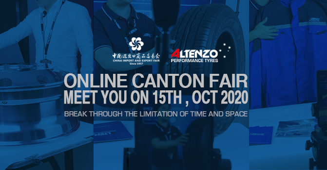 Welcome to join ALTENZO Online Canton Fair