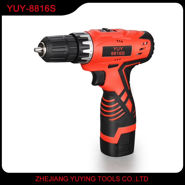 Cordless drill YUY-8816S