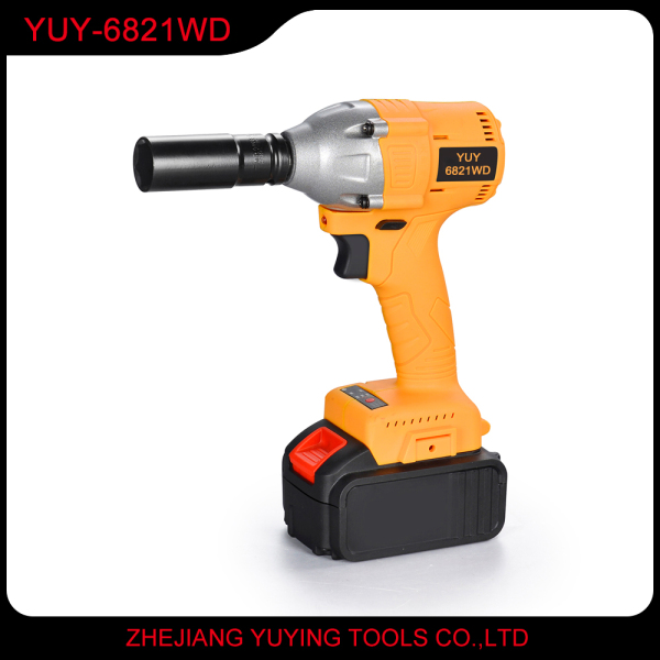 Cordless impact wrench YUY-6821WD