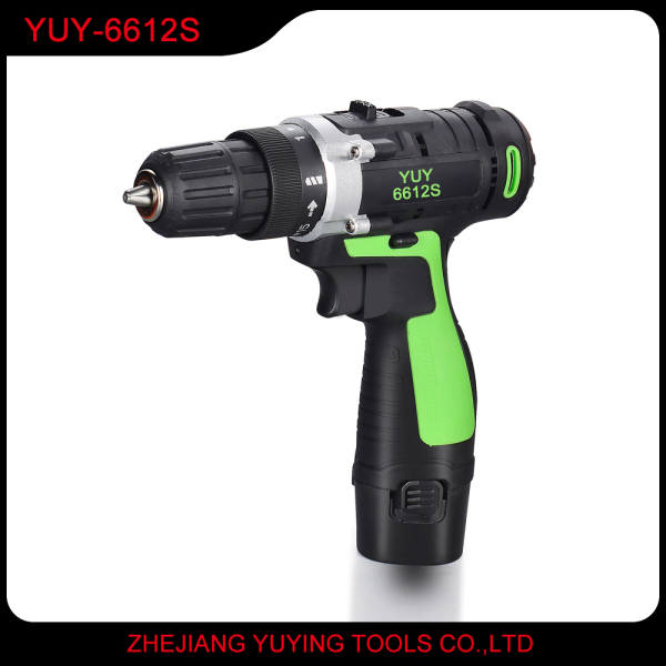 Cordless drill YUY-6612S