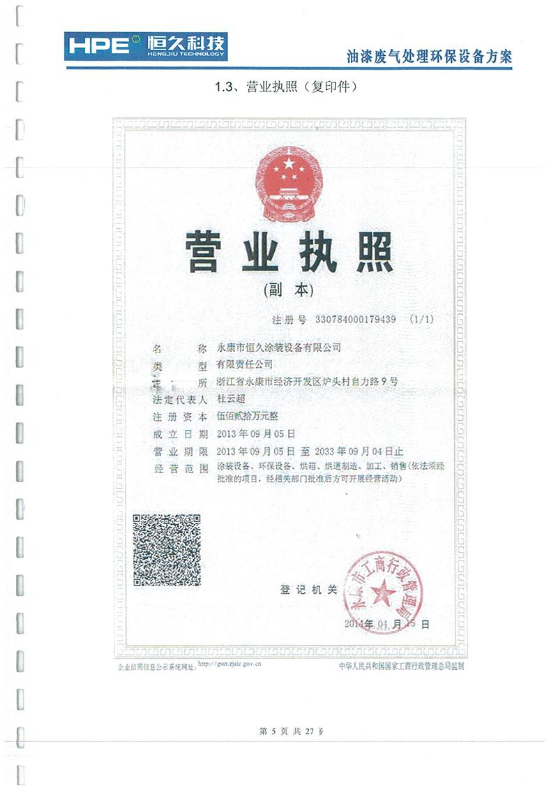 龙川工贸废气方案-4