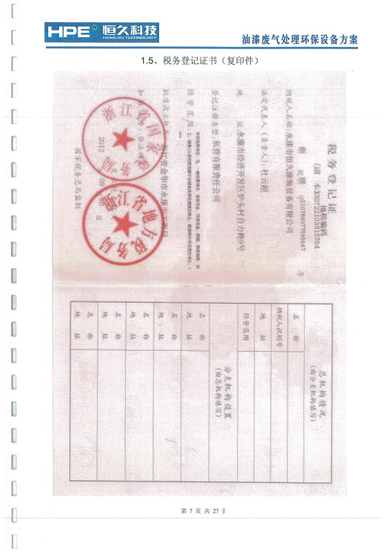 龙川工贸废气方案-6