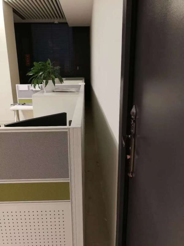 華為成都研究所辦公區噪音治理