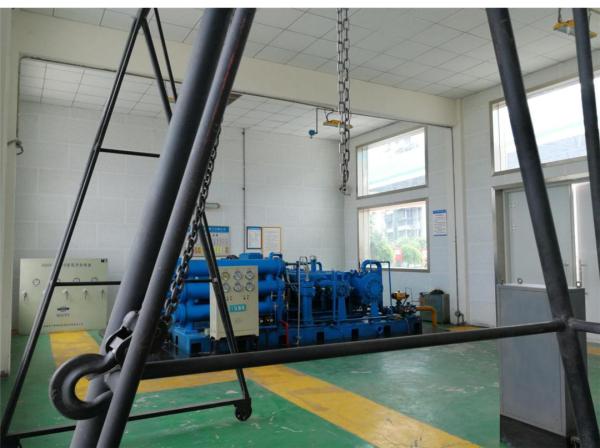 新能天然氣有限公司加氣站噪音治理