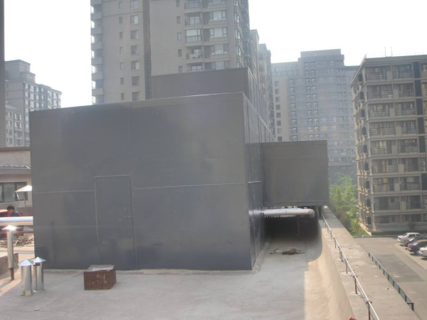 中央空調降噪隔聲罩