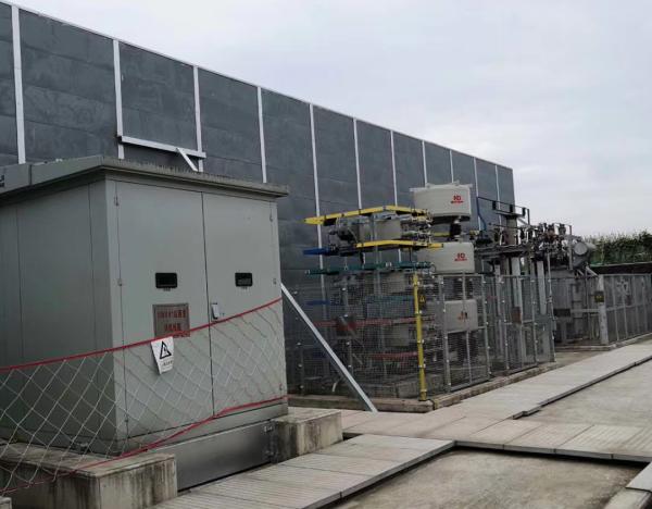國家電網南充分公司變電站噪音治理工程