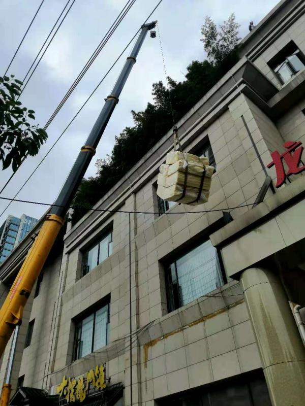 龍輝假日酒店水泵降噪工程